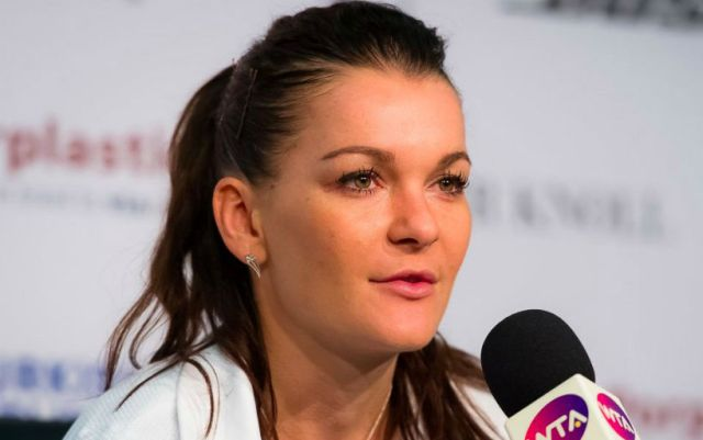 Agnieszka Radwanska will hold a farewell match in Krakow in May