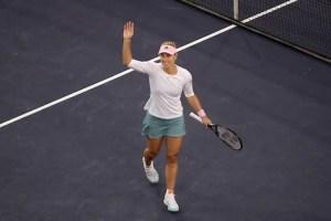 Belinda Bencic vs Angelique Kerber   Indian Wells 2019   Semifinals  Highlights