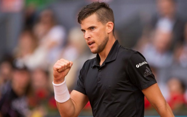 BNP Paribas Open. Dominic Thiem continues to fight for the main trophy