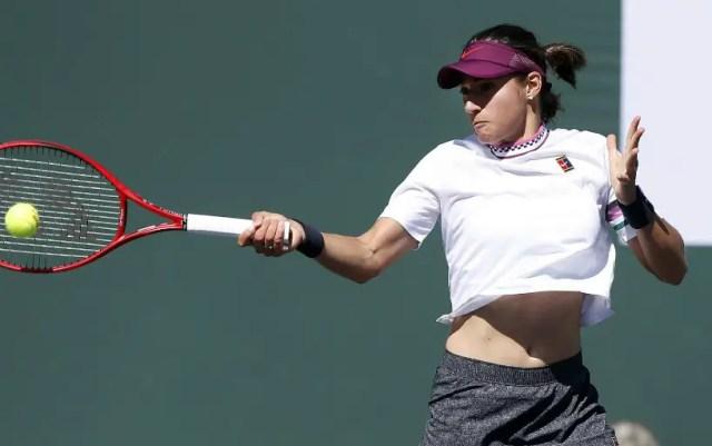 Caroline Garcia: When you confront Azarenka, you have no choice