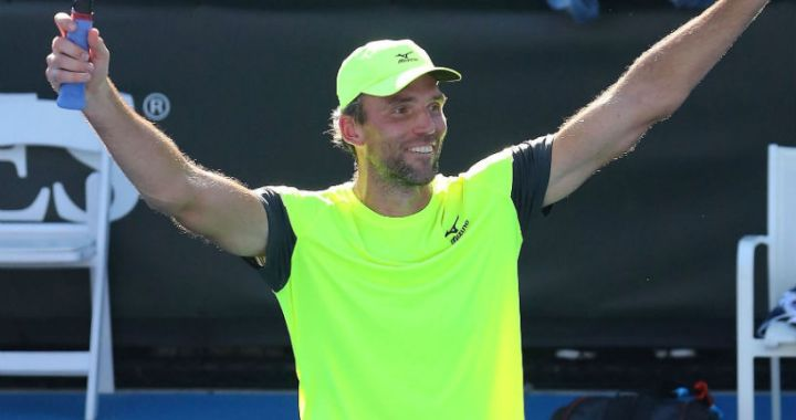"Ivo Karlovic won in the third round of ""Masters"" in the US"