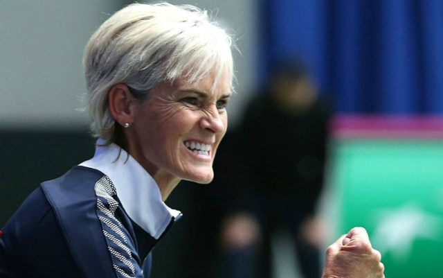 Judy Murray: If to whom and on forces to return, then Andy
