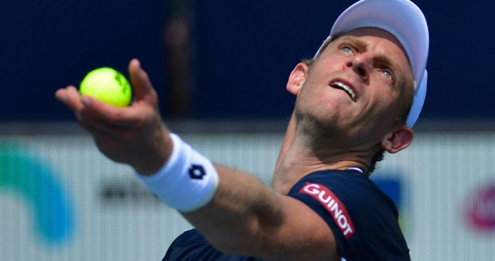 Kevin Anderson: High players find it difficult to change the direction of the run