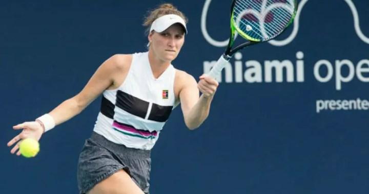 Marketa Vondrousova: Getting to the quarterfinals is an amazing achievement