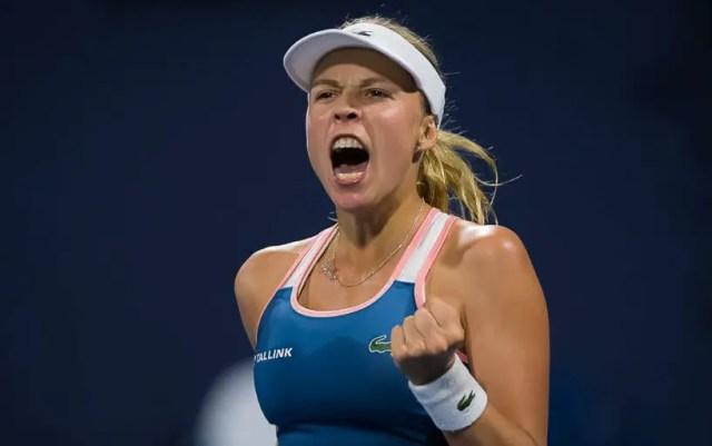 Miami Open. Anett Kontaveit defeated Ajla Tomljanovic