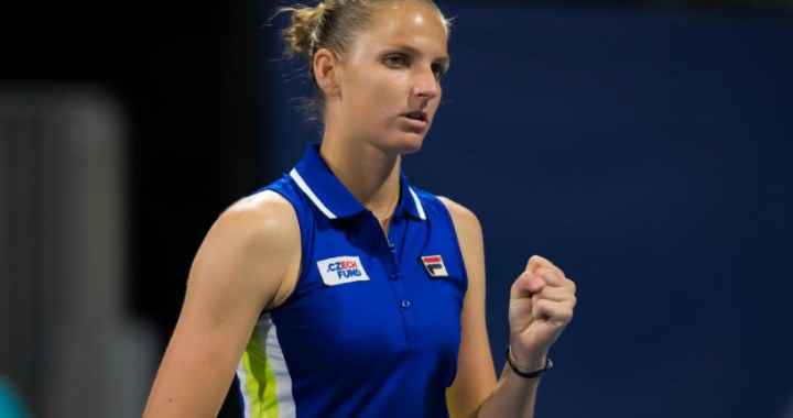 Miami Open. Karolina Pliskova continues to fight for the main trophy
