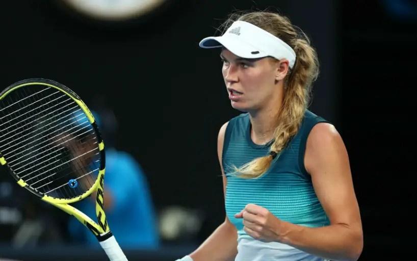 Miami Open. Caroline Wozniacki advanced to the third round_5c955da10265a.jpeg