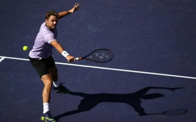 Miami. Stan Wawrinka finished the tournament
