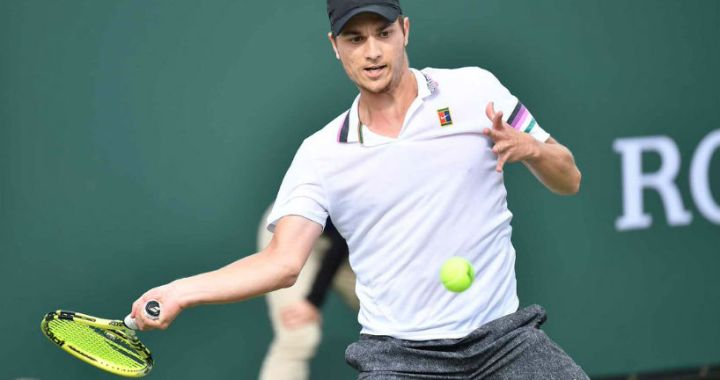 Miomir Kecmanovic continues performance at Indian Wells