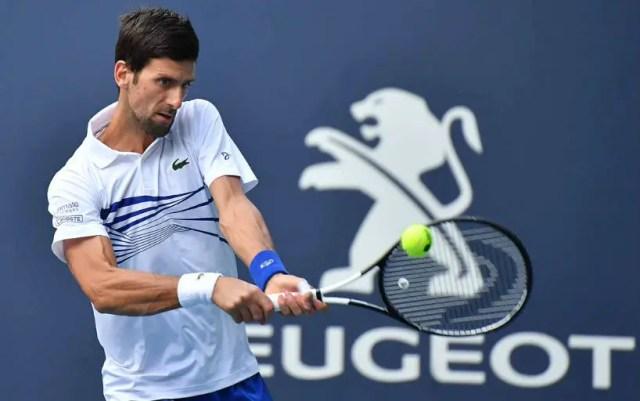 Novak Djokovic lost in the fourth round of the tournament in Miami