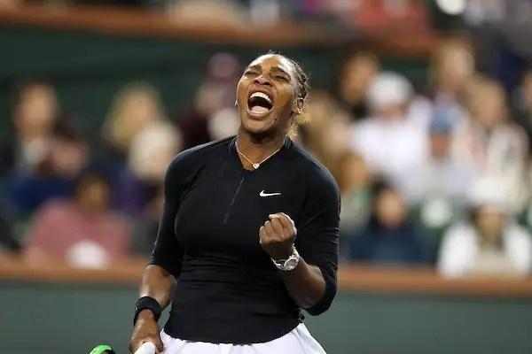 Rebecca Peterson vs. Serena Williams  | Miami Open 2019 | Second Round Highlights