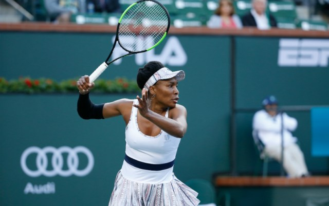 Venus Williams will play in the third round of the Miami tournament