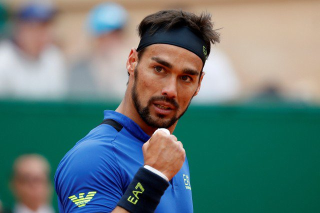 "Fabio Fognini became the champion of the ""Masters"" in Monte Carlo"