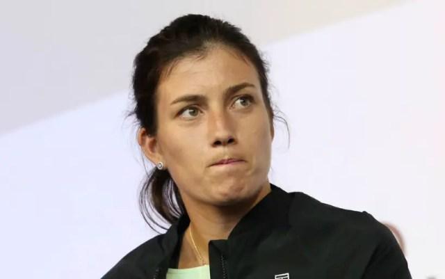 Anastasia Sevastova: I didn't want to play with Ostapenko