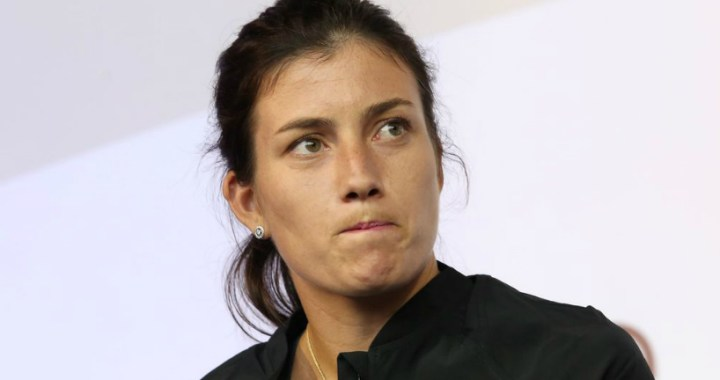 Anastasia Sevastova: I didn't want to play with Ostapenko