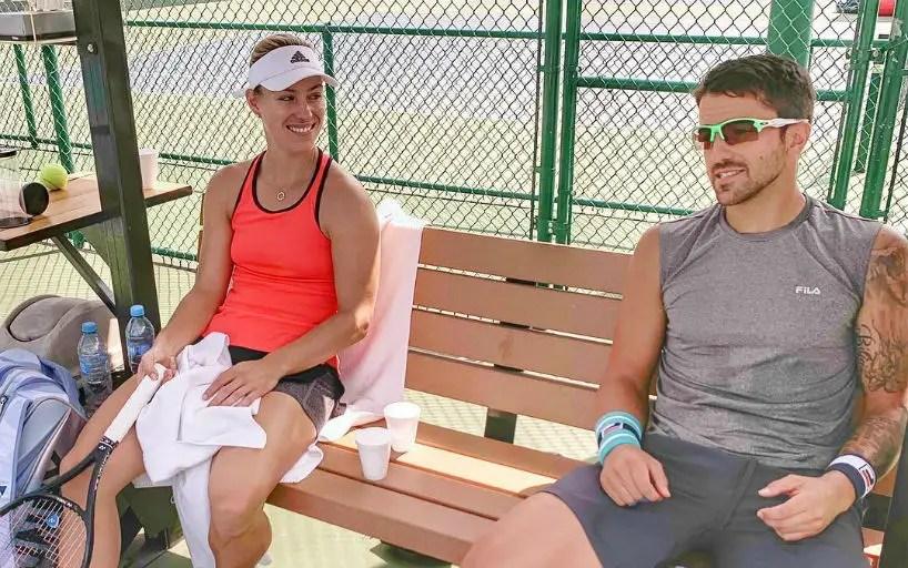 Angelique Kerber practiced with Janko Tipsarevic in Monterrey_5ca3a62448b2c.jpeg