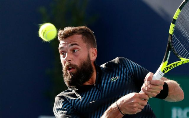 Barcelona Benoit Paire became the participant of the second round