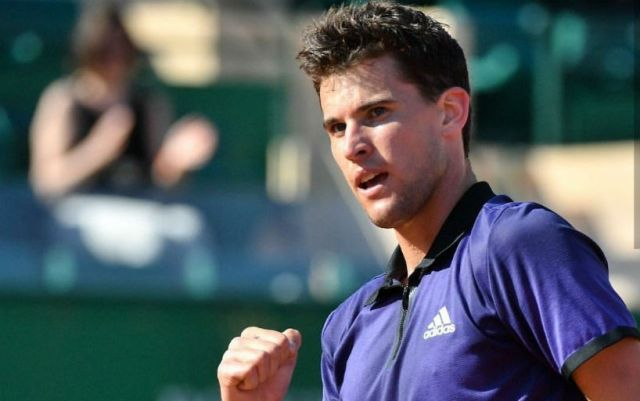 Barcelona Dominic Thiem will play in the semifinals