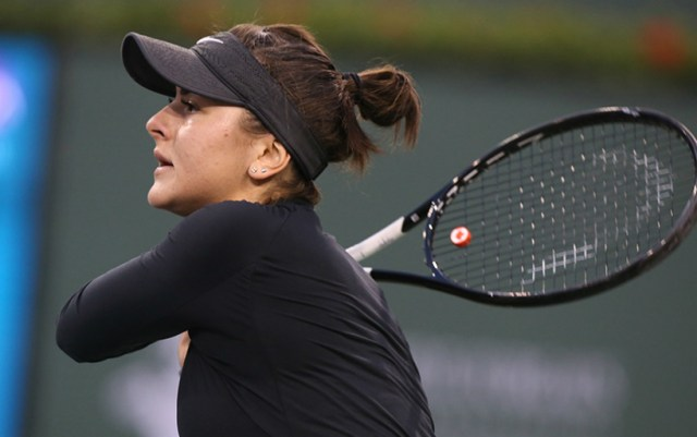 Bianca Andreescu: As a child I imagined playing with Kim Clijsters in the US Open final