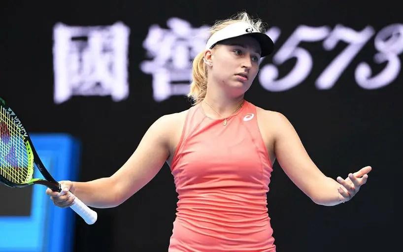 Daria Gavrilova lost at the start of the tournament in Rabat_5cc85170f0870.jpeg