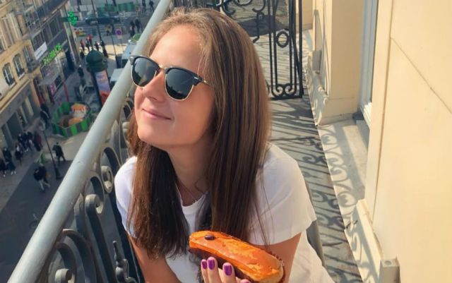 Daria Kasatkina: Paris – the city of croissants and eclairs