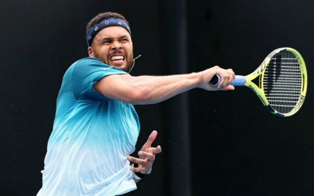 Jo-Wilfried Tsonga became the semifinalist of the competitions in Marrakesh