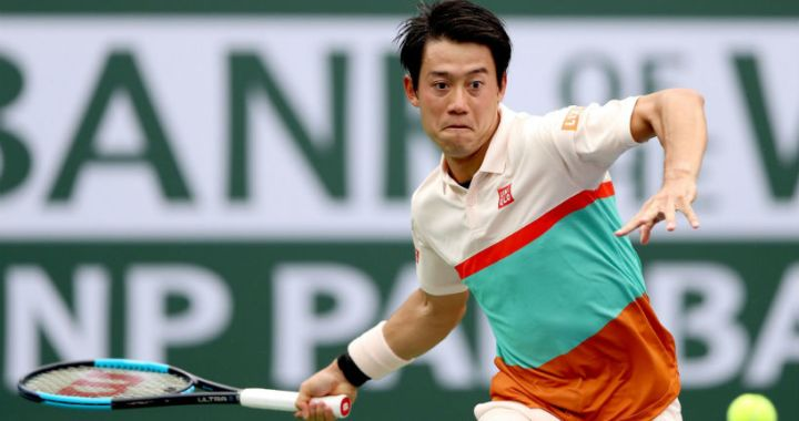 Kei Nishikori was defeated in the second round of the Monte Carlo competition