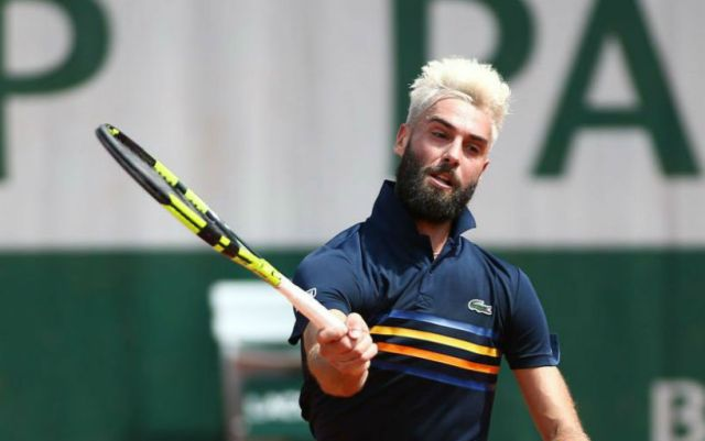 Marrakesh. Benoit Paire defeated Jo-Wilfried Tsonga