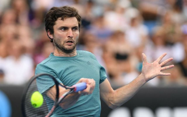 Marrakesh. Gilles Simon lost to Pablo Andujar in 1/2 finals