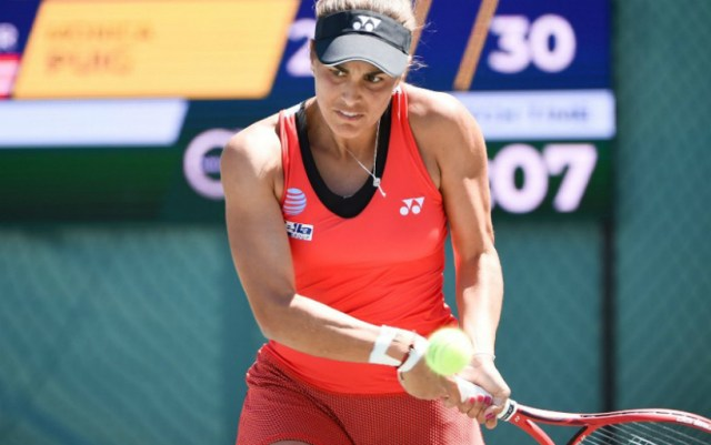 Monica Puig has become a semi finalist in Charleston