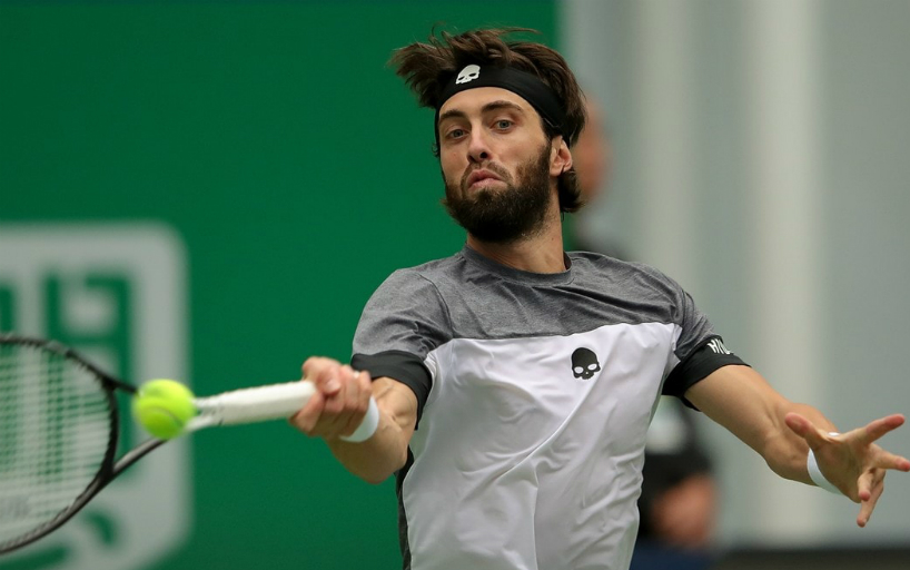 """Nikoloz Basilashvili completed the performance at the """"Masters"""" in Monte Carlo_5cb474e92be7e.jpeg"""