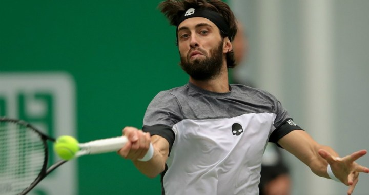 "Nikoloz Basilashvili completed the performance at the ""Masters"" in Monte Carlo"