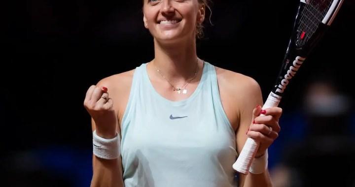 Petra Kvitova vs. Anett Kontaveit | 2019 Porsche Tennis Grand Prix Final | WTA Highlights