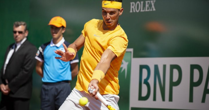 "Rafael Nadal successfully launched at the ""Masters"" in Monte CarloCarlol"