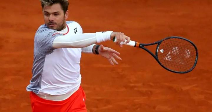 Stan Wawrinka won the start match at the Monte Carlo tournament