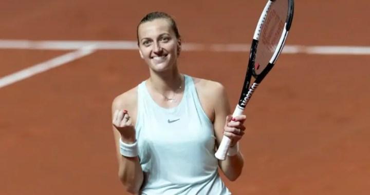 Stuttgart. Petra Kvitova became the champion of the competition