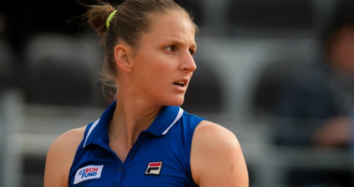 Karolina Pliskova: It is difficult to say what form Serena is in