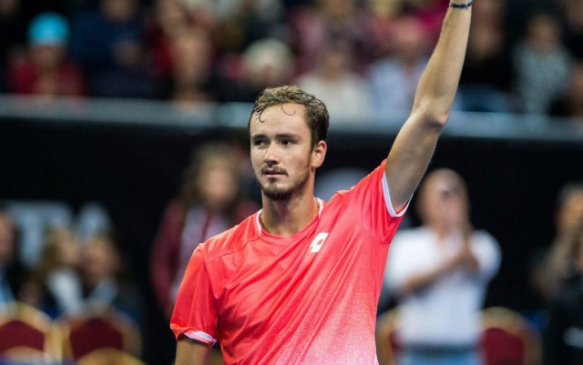 Daniil Medvedev: When Kyrgios loses to weaker rivals, he starts to show off