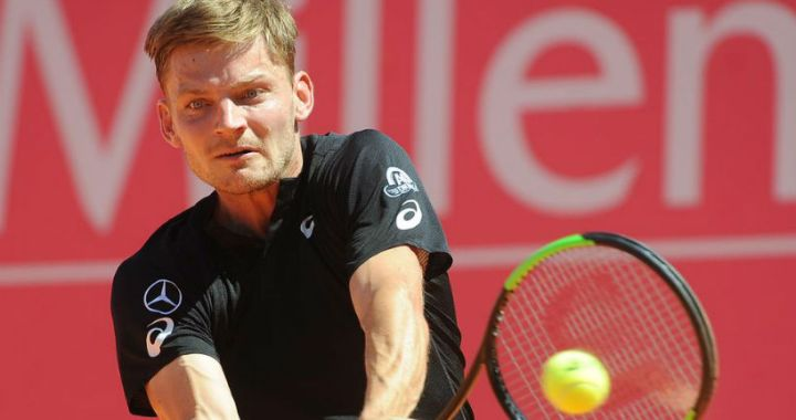 David Goffin continues to perform in Estoril