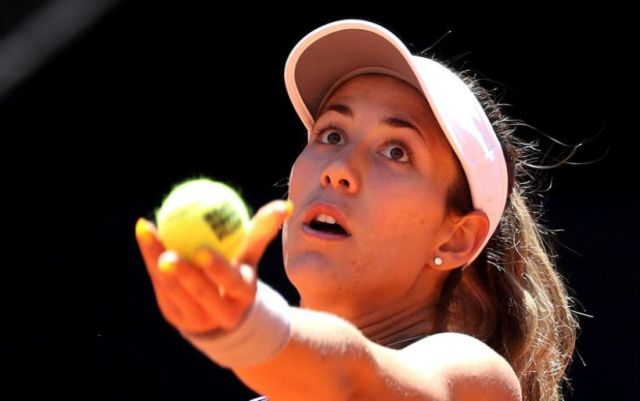 Garbin Muguruza: I lost at the start, but now I'm better prepared for Roland Garros