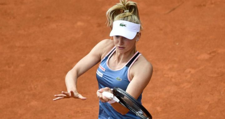 Jil Teichmann became the champion of the tournament in Prague