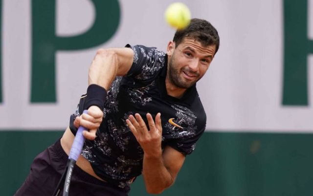 Grigor Dimitrov and Kei Nishikori continues to fight at Roland Garros