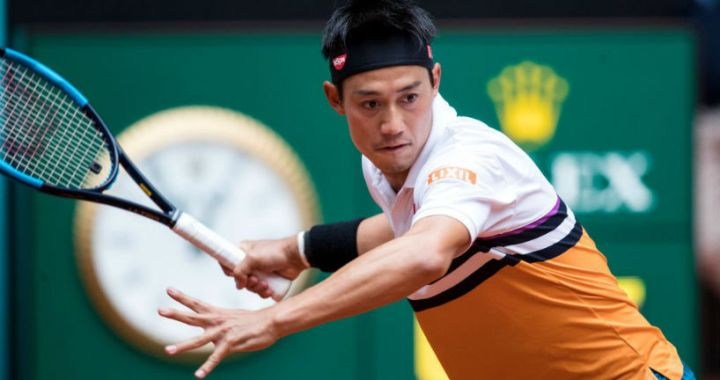 Kei Nishikori: Over the years, I only get stronger