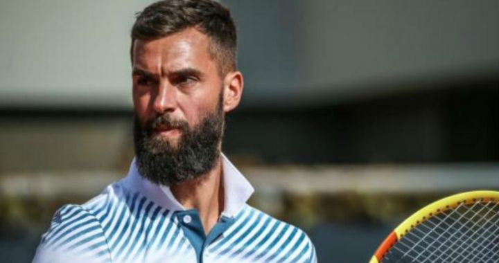 BENOIT PAIRE became the TRIUMPHANT of COMPETITION