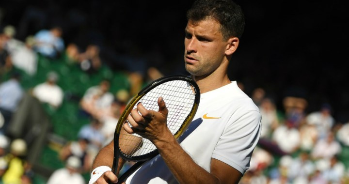 Madrid. Grigor Dimitrov was defeated at the start