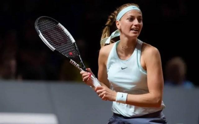 Mutua Madrid Open. Petra Kvitova was stronger than Kristina Mladenovic