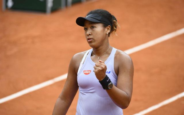 Naomi Osaka: I was so nervous during the break that my hands shook