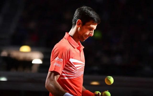 Novak Djokovic: I believed that I could return to the match