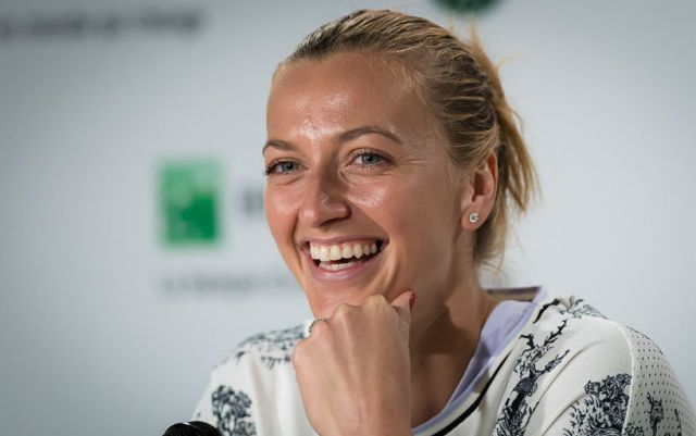 Petra Kvitova: It's amazing that I can become the first racket of the world