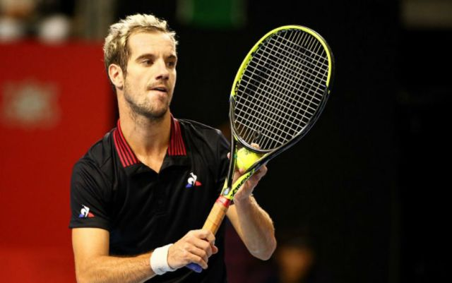 Richard Gasquet: I had to re-learn to walk and hit the ball